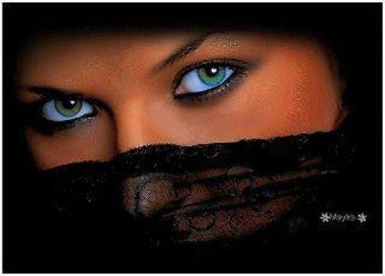 Kelet Csillaga Kávé-és Teaház: Oriental Blue eyes