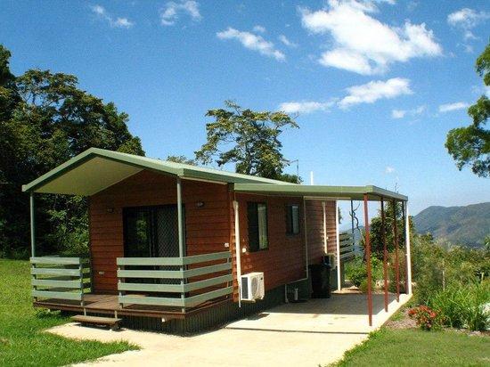 Eungella Mountain Edge Escape:                   Cabin 2