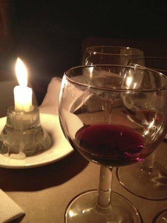 La Cocotte:                   a little bit dark...