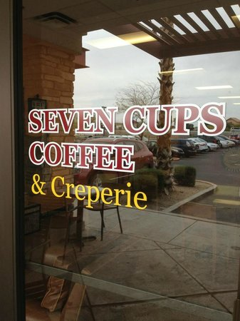 Seven Cups Coffee