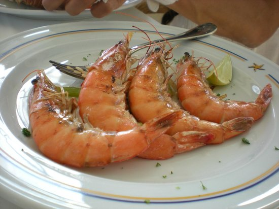 Iberostar Grand Hotel Paraiso: Seafood