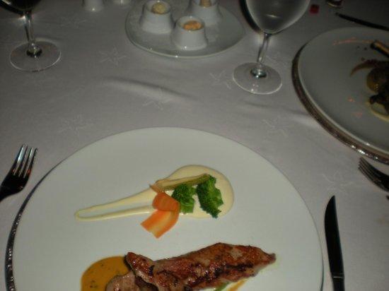 Iberostar Grand Hotel Paraiso: Gormet