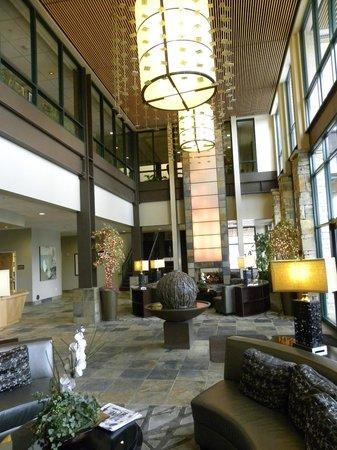 Newpark Resort & Hotel: Hotel lobby