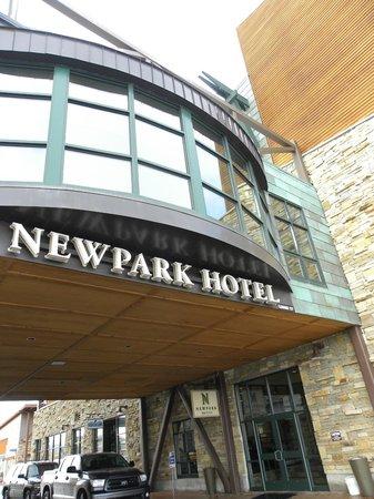 Newpark Resort & Hotel: Hotel exterior