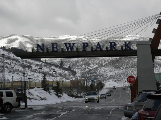 Newpark Resort & Hotel: Entrance