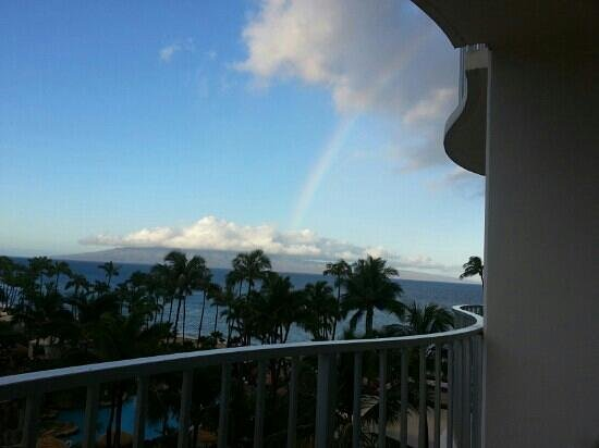 Westin Maui Resort And Spa:                   ocean view