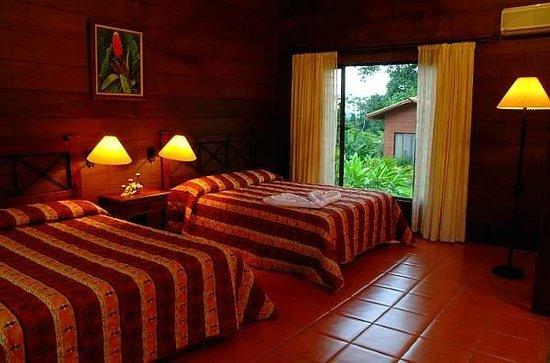 Hotel El Silencio del Campo : Room with two queen size beds