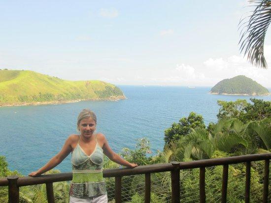 Ilha de Toque Toque Boutique Hotel:                   View From Room