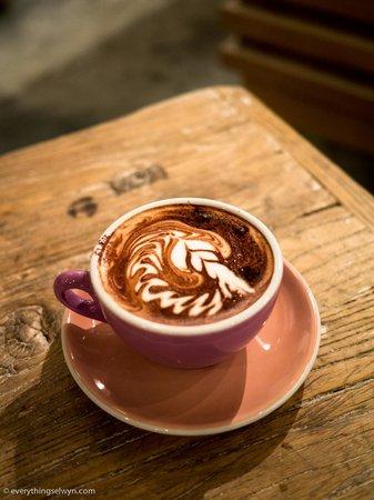 Mocha Cafe Photo