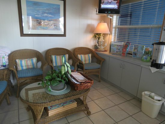 Sea Captain Resort on the Bay: office