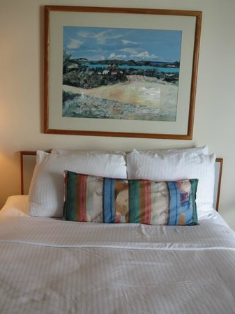 Sea Captain Resort on the Bay: hotel room