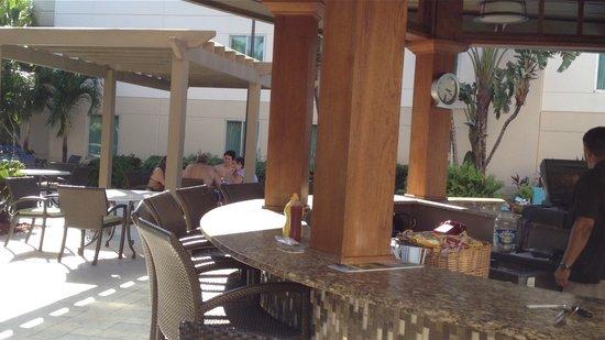 El Guacamayo Pool Bar & Grill : Bar