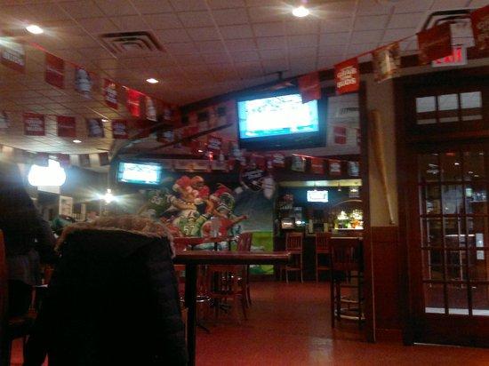 Wrigley's Sports Bar & Lounge:                   inside                 