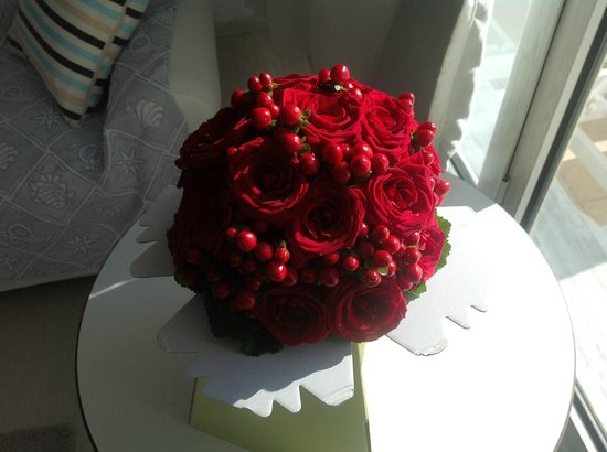 Fabio Zardi Floral Design & Decoration:                   Upon Delivery