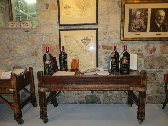 Beaulieu Vineyard : More history! So neat