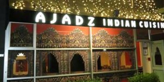 ‪Ajadz Indian Cuisine‬