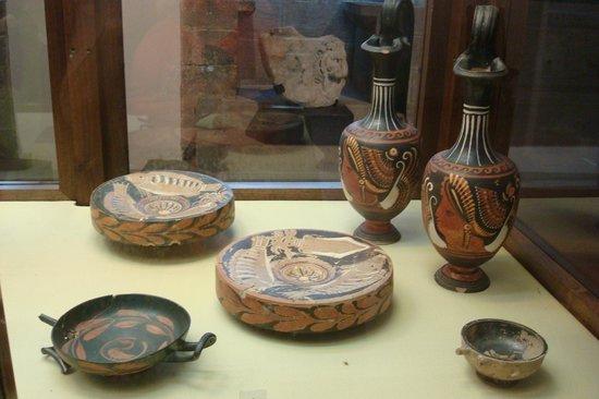 MAEC - Museo dell'Accademia Etrusca :                   Museu - Cortona