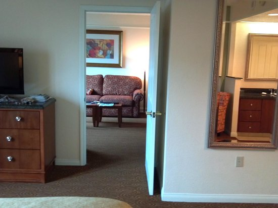 Hilton Grand Vacations at the Flamingo: Suite