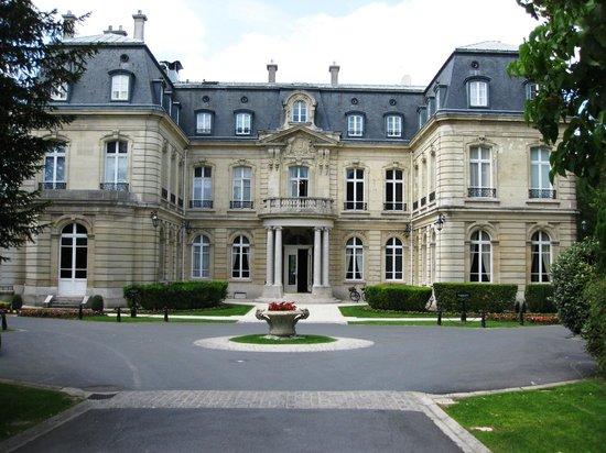 Chateau Les Crayeres:                   amazing!