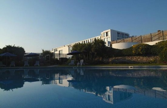 Bedruthan Hotel & Spa:                   pool