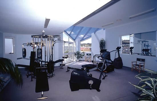 Lighthouse Hotel Ulverstone: well equipped Gym in house