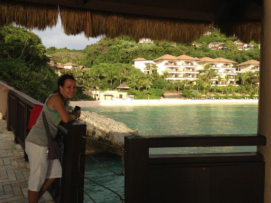 Shangri-La's Boracay Resort & Spa:                   From fort