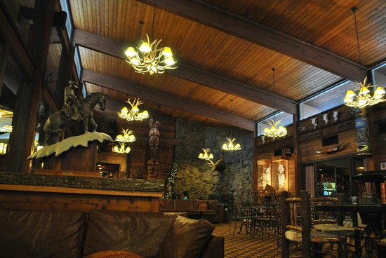 Rocking Horse Ranch Resort: Main Hall