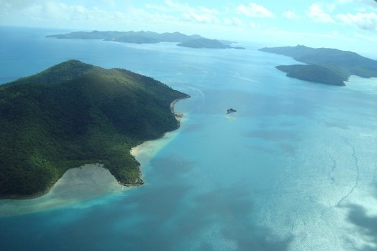 Islas Whitsunday, Australia:                   Whitsunday Passage