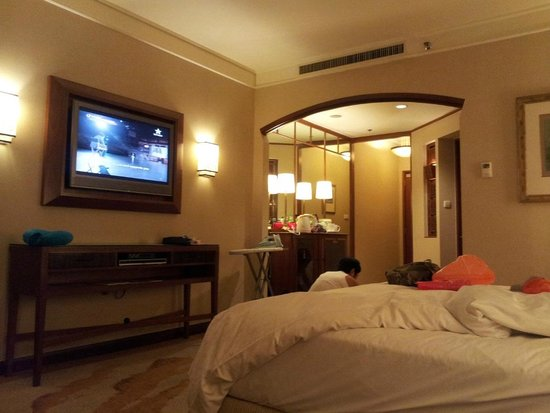 Sheraton Imperial Kuala Lumpur Hotel: Room 2.