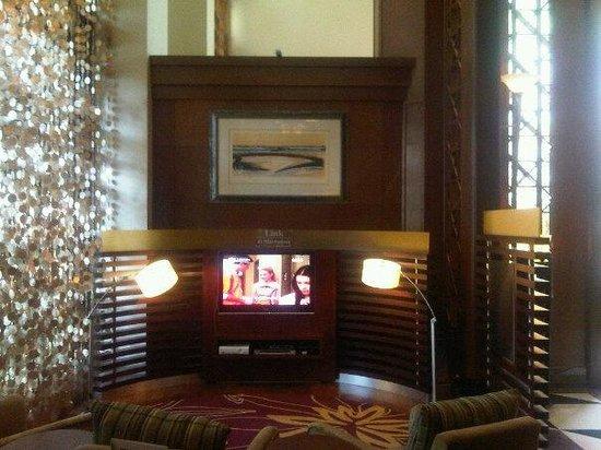 Sheraton Imperial Kuala Lumpur Hotel: The Link.