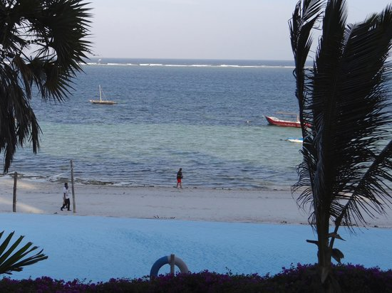 Voyager Beach Resort: View from my room