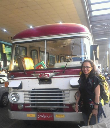 Mother Land Inn 2:                   Shuttle bus to airport