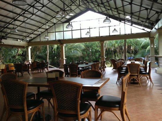 Busuanga Island Paradise:                   Restaurant