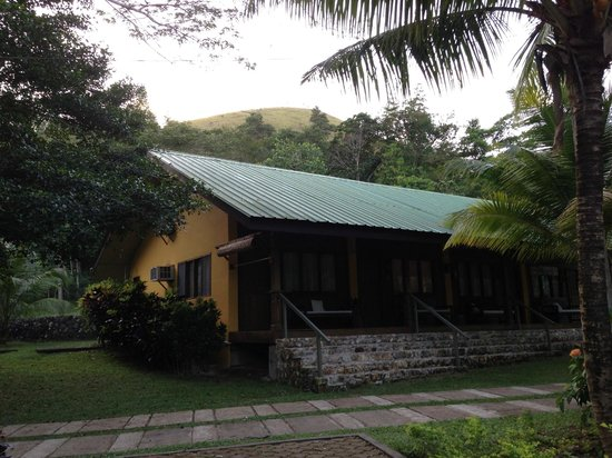 Busuanga Island Paradise:                   Rooms cluster
