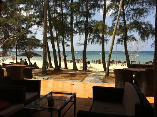 Arcadia Phu Quoc Resort:                   View from the bar! Hard to beat!