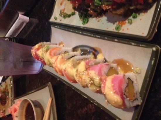 Sushi Pier Tahoe:                   Yumm!