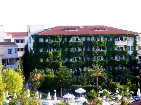 Cesars Resort Side :                   корпус отеля