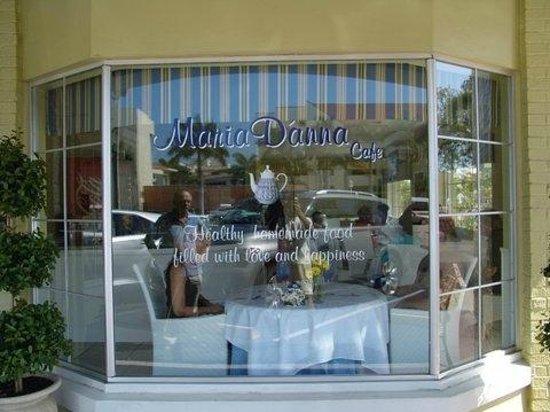 Maria D'anna Cafe:                                     Maria D'anna