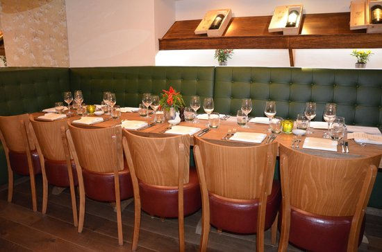 Gustoso Ristorante & Enoteca: Private Room