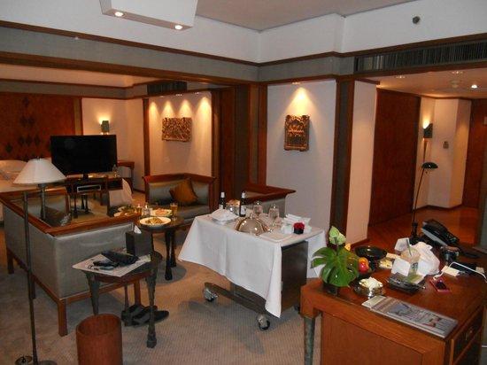 The Sukhothai Bangkok:                   部屋