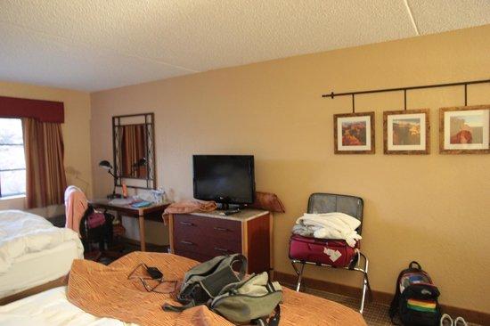 大峽谷大飯店照片