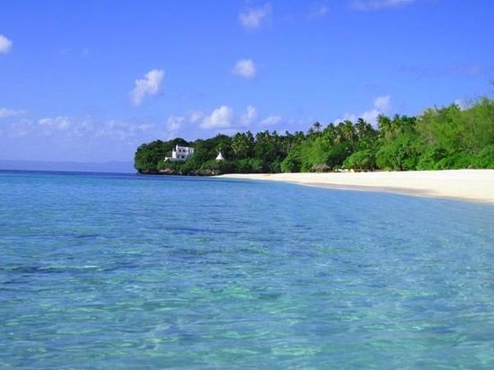 Vatulele Island Resort:                   берег