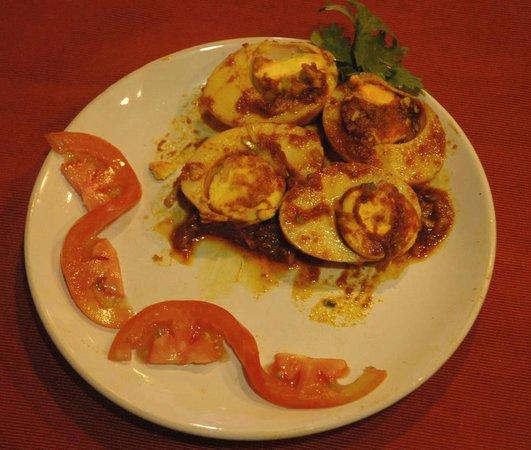 Egg Station: Egg Boiled MASALA ENjoy the Yummi One :)