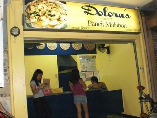 the yollys pancit malabon restaurant essay
