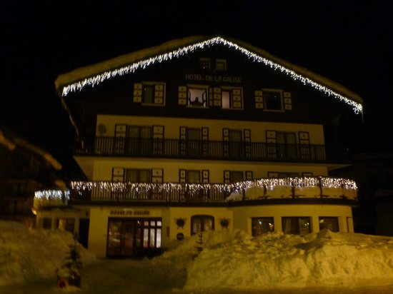 Hotel la Galise:                   The wonderful La Galise!