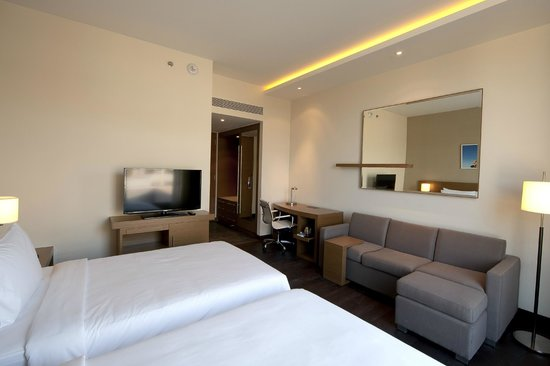 Hyatt Place Hampi: Two Twin Bed Rooms