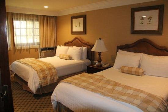 Best Western Plus Sunset Plaza Hotel:                   Family Suite