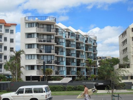 Ocean Boulevard Apartments:                   Ocean Boulevard