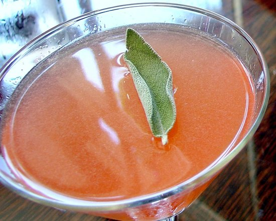 DOSA on Valencia:                   Mixed drinks are excellent at Dosa