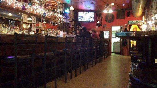 Steiny's Pub:                   Local neighborhood place
